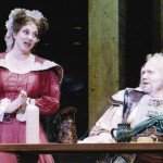 Dame Quickly in Falstaff